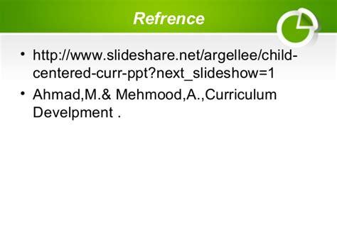 pattern of curriculum organization pattern of curriculum