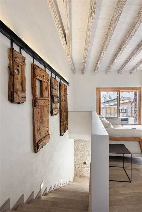spanish revival  farmhouse transformed   striking