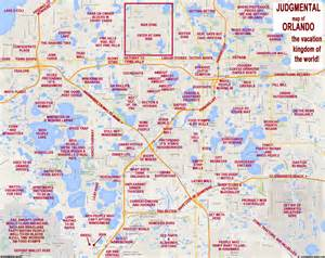 quot judgmental maps quot takes on orlando with hilariously