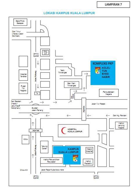 peraturan layout peta peta kus kuala lumpur laman web pkp ukm