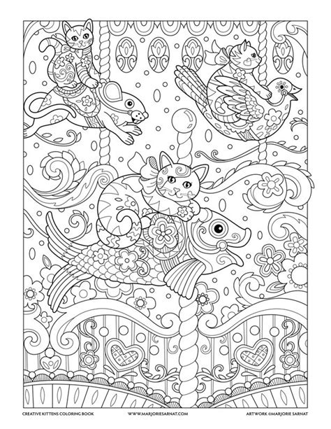 creative cats color by number coloring book coloring books de 266 b 228 sta coloring pages cats bilderna p 229