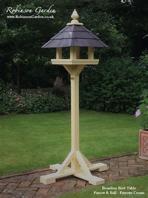 beaulieu birdtable bespoke birdtables at robinson garden