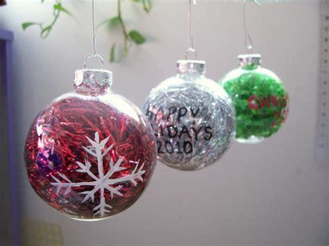 clear ornament decorating ideas preschool decorating clear plastic ornaments design decoration
