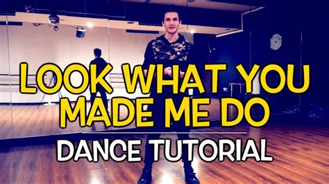 dance tutorial ugly heart dance tutorial look what you made me do taylor swift