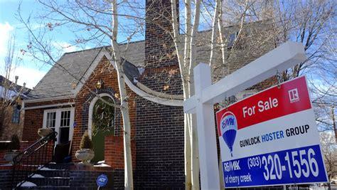 Denver Housing Market by Is Denver Housing Market Cooling A Bit Denver Business