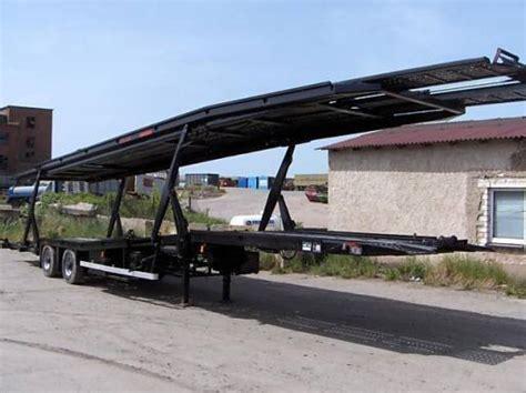 camion remorque porte voiture courroie de transport