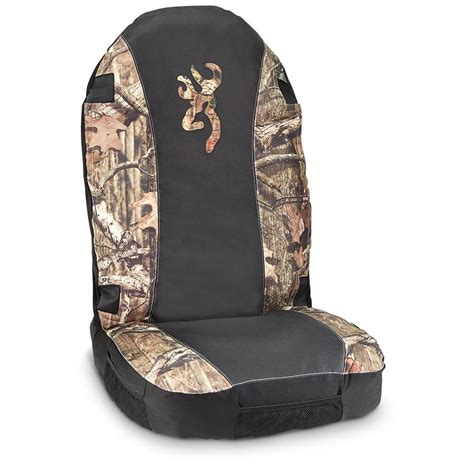 browning universal seat cover browning seat cover universal mossy oak up