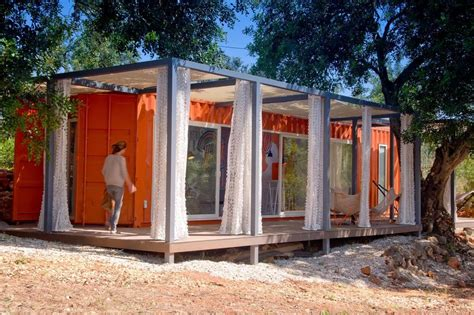 small living homes nomad living a container guest house studio arte