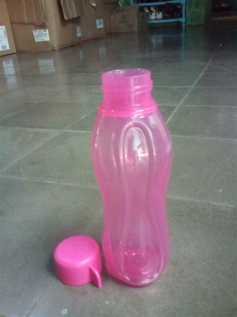 new mini eco bottle tupperware pink color kitchenware capacity 310 ml on storenvy