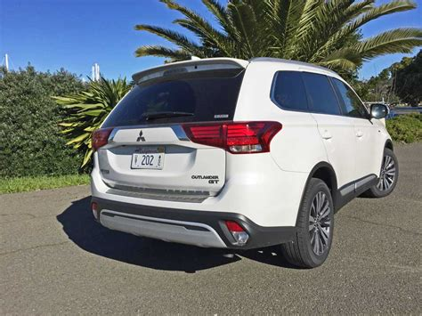 2019 Mitsubishi Outlander Gt by 2019 Mitsubishi Outlander Gt S Awc Test Drive Nikjmiles
