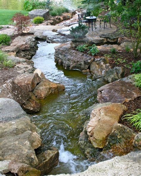 backyard water 17 best ideas about garden waterfall on