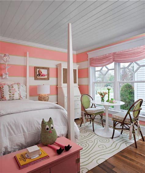 coral pink bedroom coral pink bedroom cottage girl s room cottage