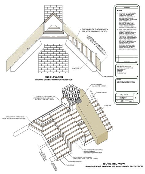 Building Plans For Homes Thatch Safe 174 Application Instructions Thatch Safe