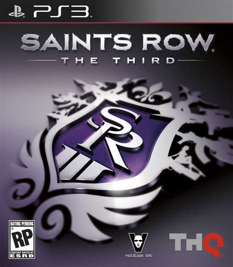 Row 3 Ps3 saints row the third recensione