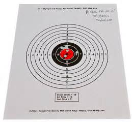 And at the range for one up pistol target shooting at 30 range