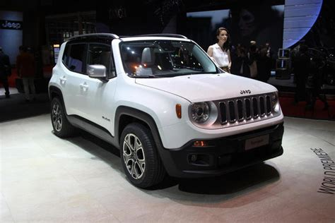 jeep renegade 2014 geneva 2014 jeep renegade live shots the truth about cars