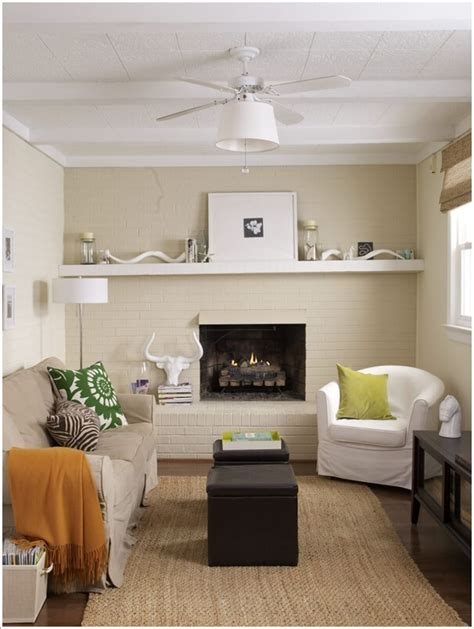 making a small room look bigger 10 ways to make a small living room look bigger