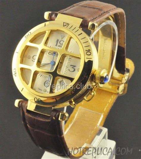 replica watches cartier pasha george