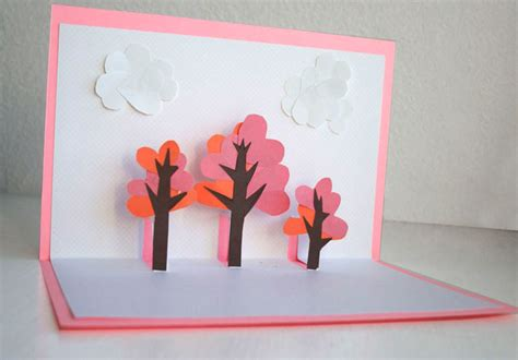 how to make pop out cards for a birthday valentines day popup card lovetheeveryday