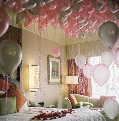 how to surprise your man in bed best birthday decoration ideas for your husband