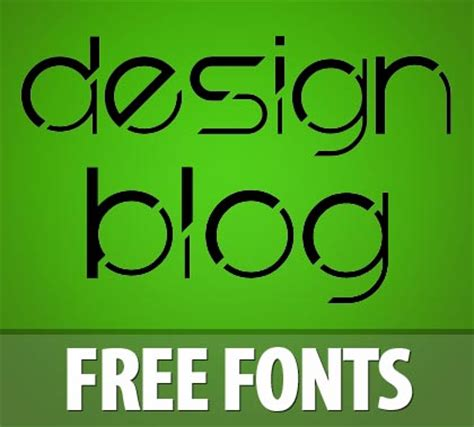 design font blog 25 high quality free fonts fonts design blog