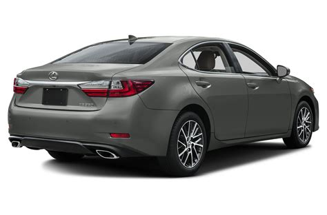 lexus car 2016 2016 lexus es 350 price photos reviews features
