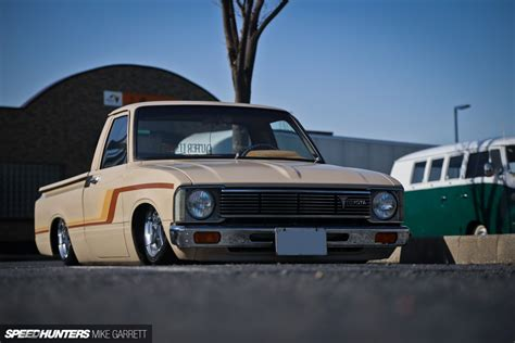 toyota old truck minitruckin the old way speedhunters