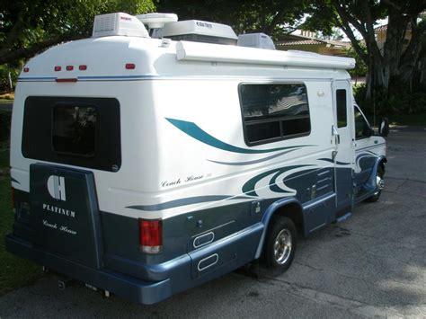coach house motorhomes 2002 ford coach house platinum class c motorhome 64271