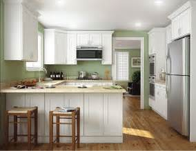 Shaker Style Kitchen Cabinets White by Aspen White Shaker Ready To Assemble Kitchen Cabinets