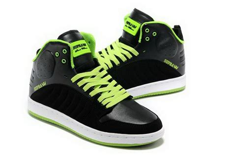 green and black shoes cut price classic combination s1w skate shoes black