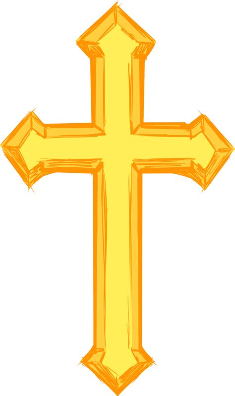 cross color clipart cross 3 colour