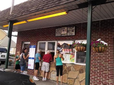 dairy bar milford pa restaurant reviews phone number