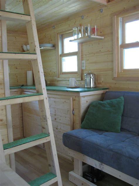 life   square feet tiny house design