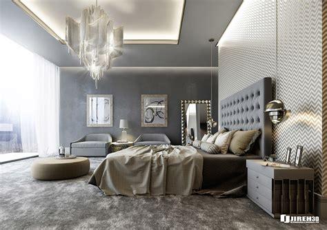 Vrayforc4d Scene Files Modern Classic Bedroom Scene On Modern Classic Bedroom Design