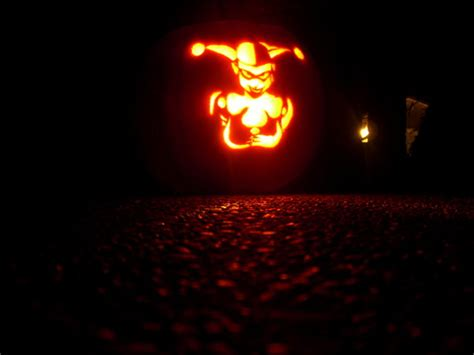 harley quinn o lantern by monkeemama on deviantart