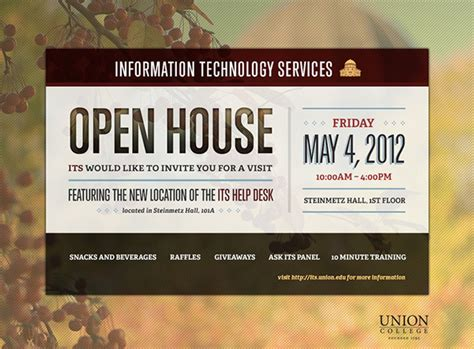 printable open house invitations its open house invitation on behance
