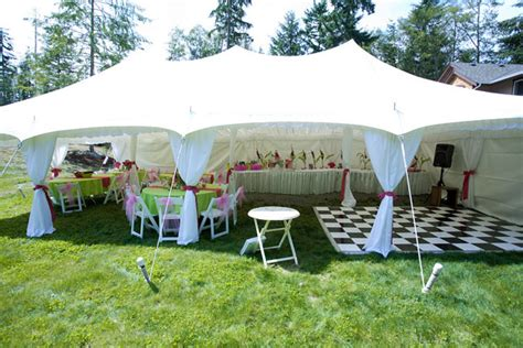 Backyard Baby Shower Ideas Oak Harbor Pacific Party Canopies