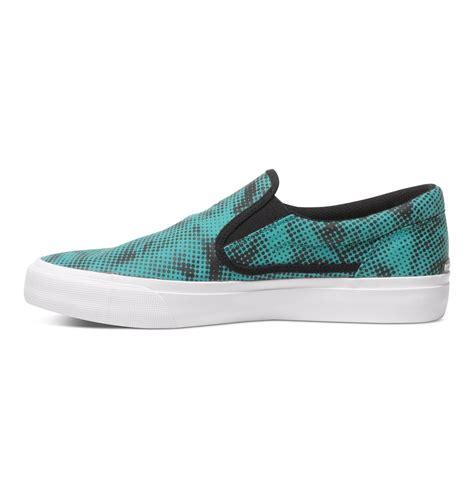 Dc Slipon dc shoes s trase sp slip on shoes adys300185 ebay