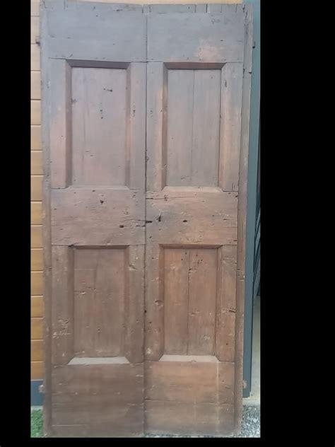 porta a doppio battente porta a doppio battente antiquariato su anticoantico