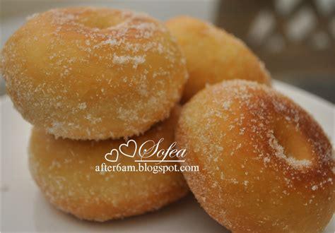Donat Kentang Gandum after 6 am donut kentang