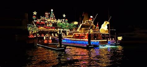 boat light up fort lauderdal christmas and libby s tarwathie cruising log boat parades