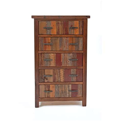 back to the bedroom back to the barn 5 drawer upright chest green gables