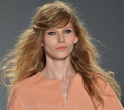 hairstyles with messy bangs hairstyle how to messy hair with pinned side swept bangs