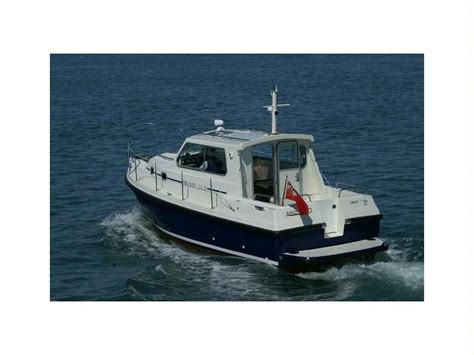 used pilot house boats orkney boats pilot house 27 in united kingdom power