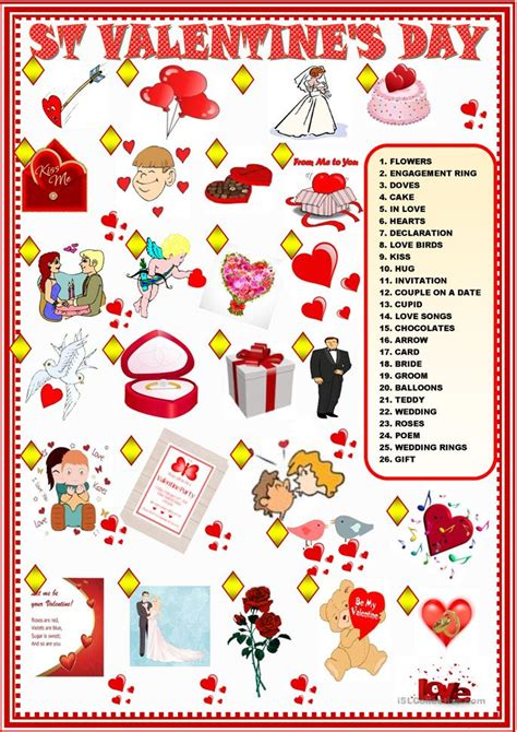 s day song esl st s day matching worksheet free esl