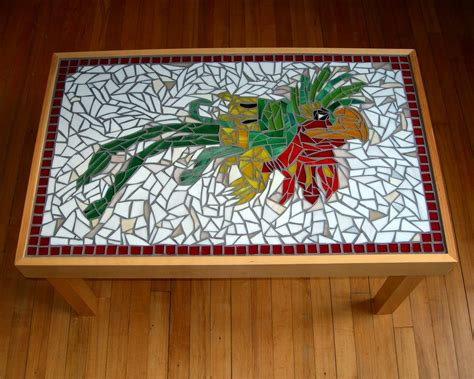 Mosaic Coffee Table Designs Mosaic Coffee Table Design Images Photos Pictures