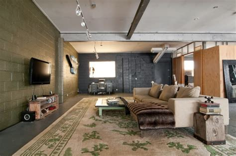 19 Urban Living Room Design Ideas In Industrial Style | 19 urban living room design ideas in industrial style