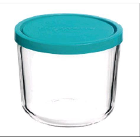 contenitori alimenti contenitori alimenti tondi alti bormioli linea frigove