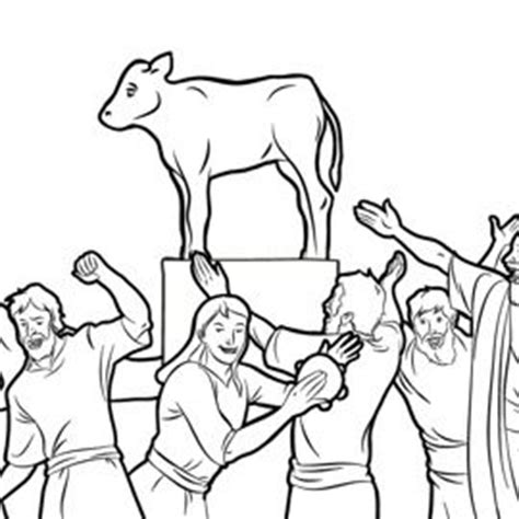golden calf calves and bible teachings on pinterest