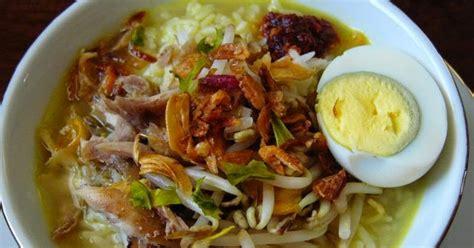 resep soto sulung surabaya asli resep masakan